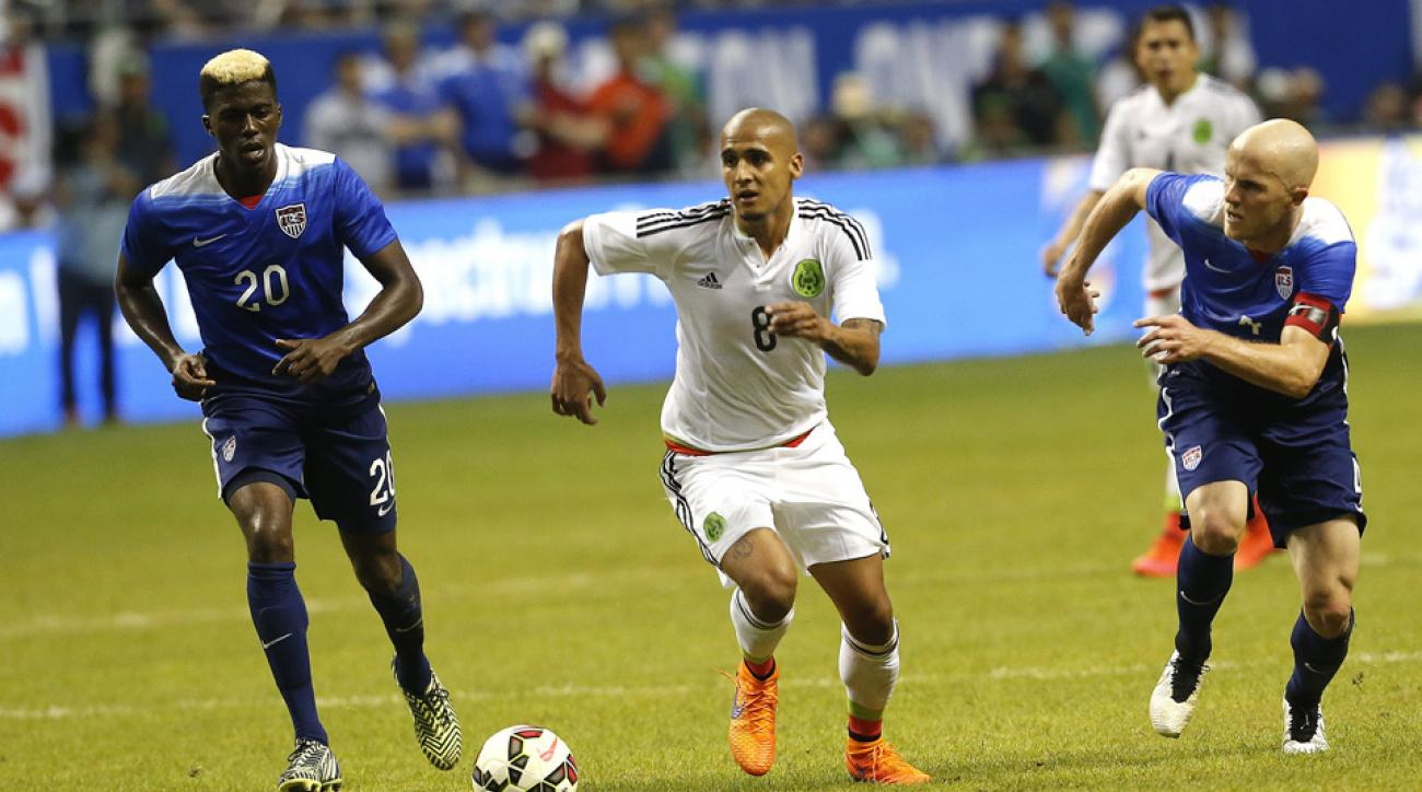 USA vs. Mexico will be shown live at movie theaters around the country