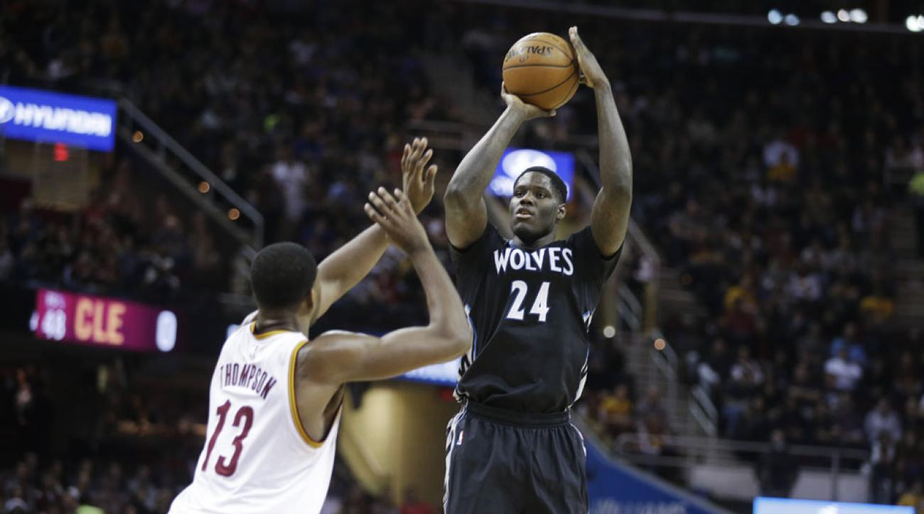 anthony bennett toronto raptors