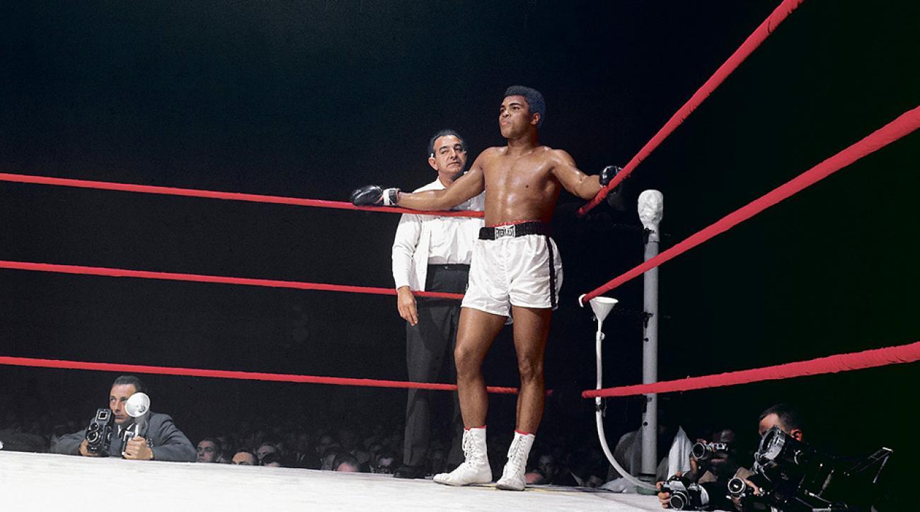 Cassius Clay: Beneath bombast that characterized Muhammad Ali