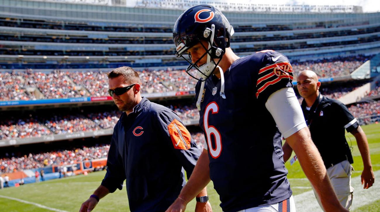 chicago bears jay cutler alshon jeffery injury news