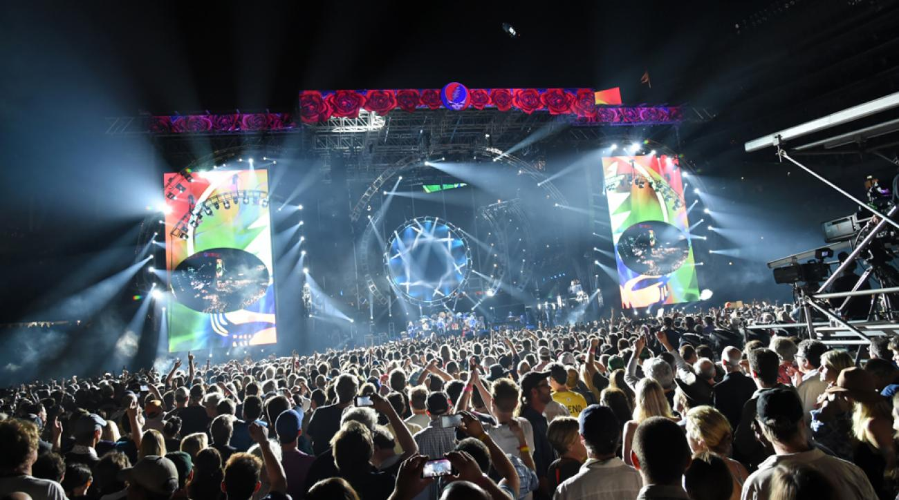 grateful dead super bowl 50 halftime show