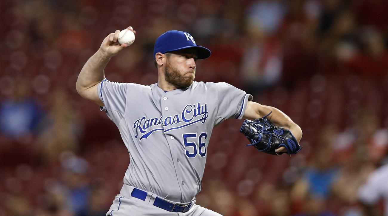 MLB rumors news buzz Kansas City Royals Greg Holland