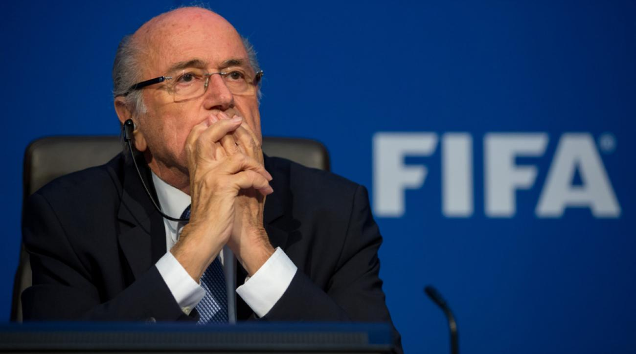 Sepp Blatter is being investigated for criminal charges by Swiss authorities