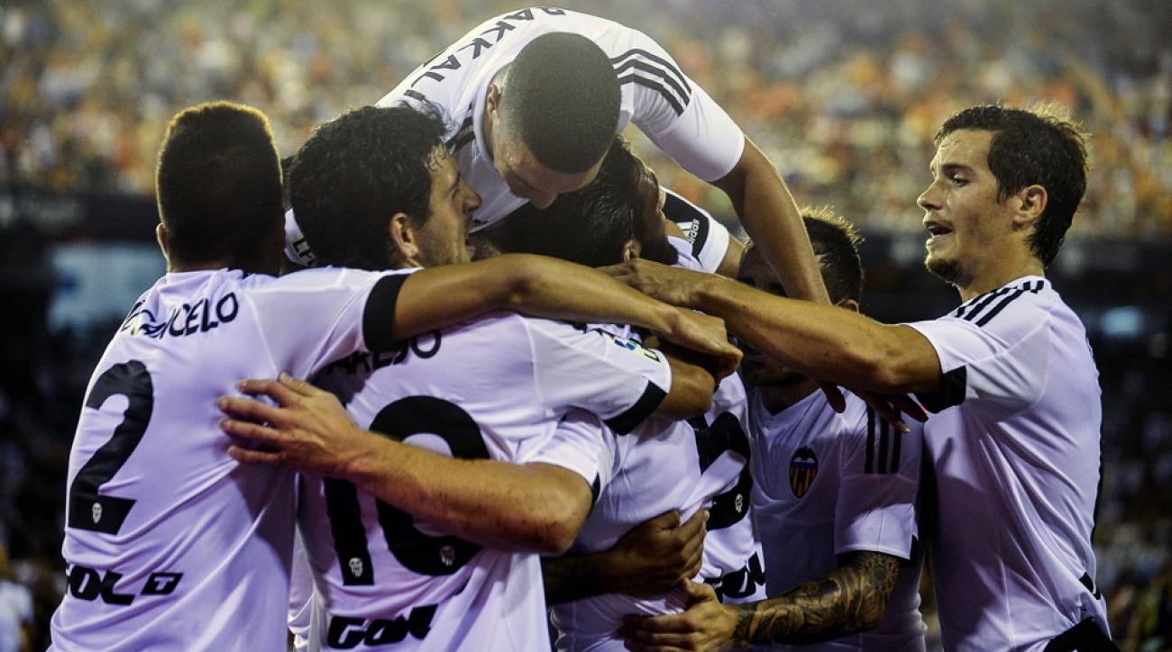 Valencia vs. Granada in La Liga