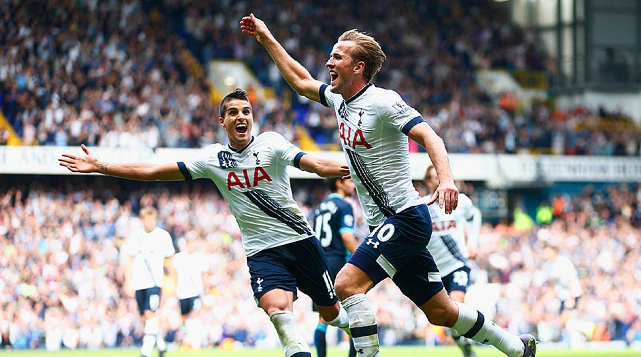 Harry Kane Tottenham vs. Manchester City