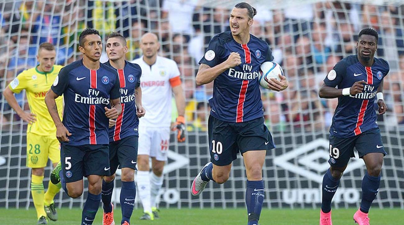 PSG vs. Nantes