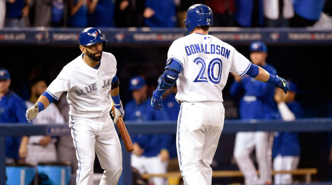toronto blue jays clinch playoff berth 22 years mlb postseason