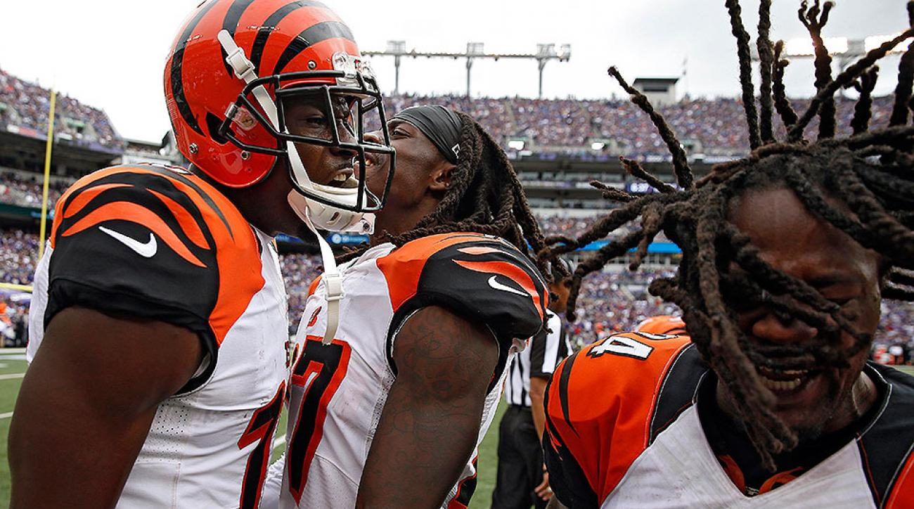 Bengals control AFC North race after Ben Roethlisberger injury, Ravens loss
