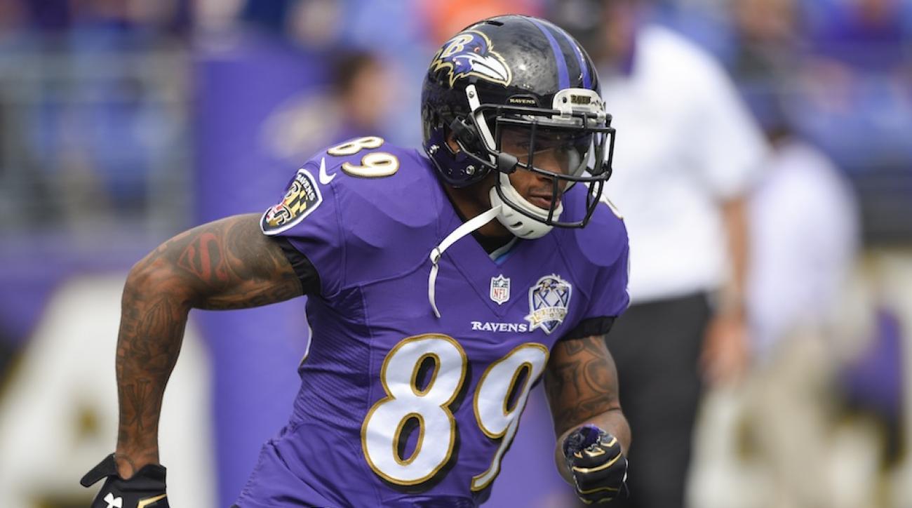 ravens bengals steve smith touchdown video