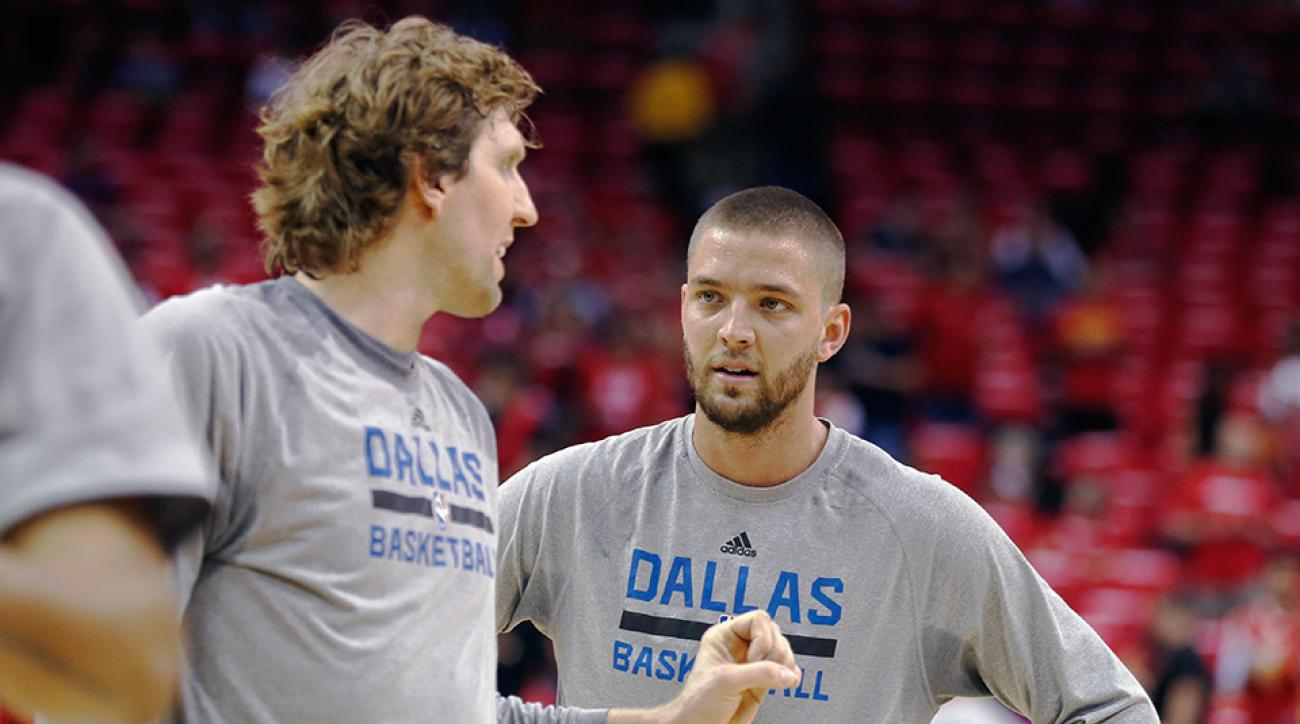 Chandler Parsons 2015