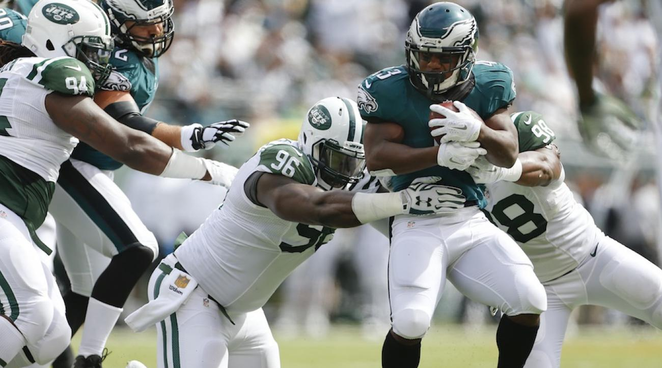 eagles jets darren sproles touchdown video