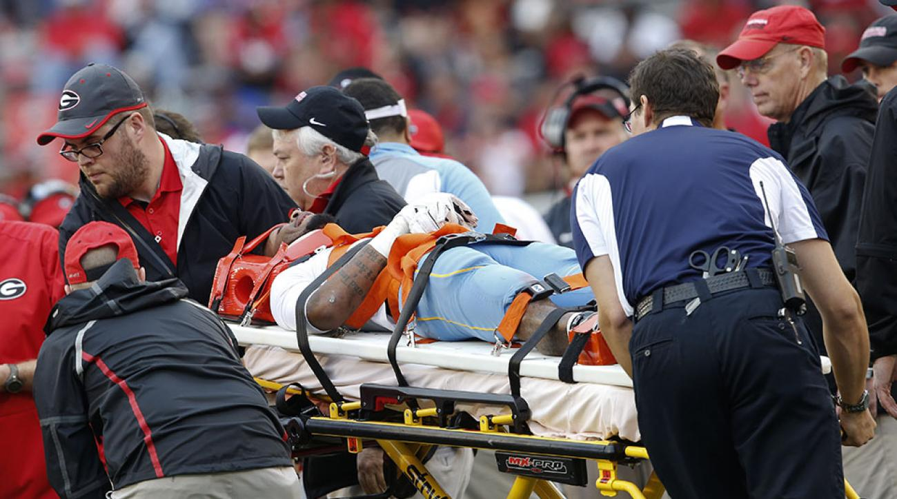 devon gales injury spinal surgery southern