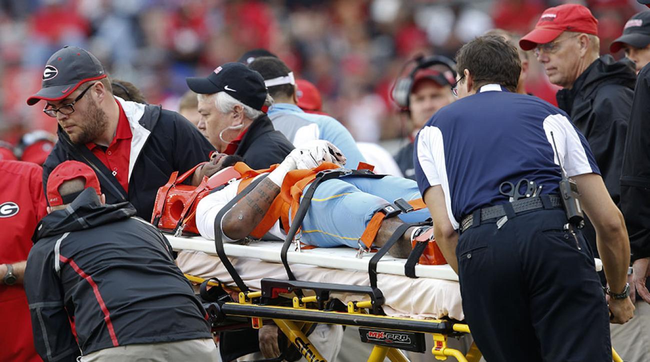 devon gales injury spinal surgery southern