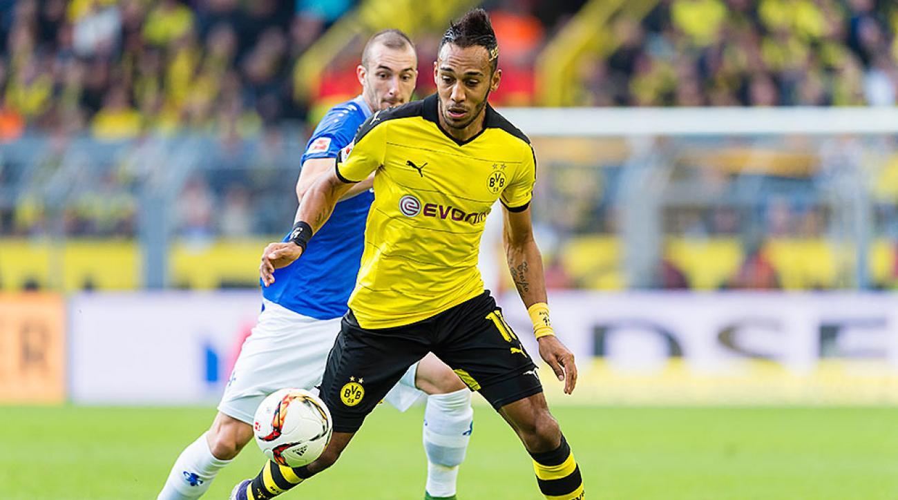Dortmund vs. Darmstadt
