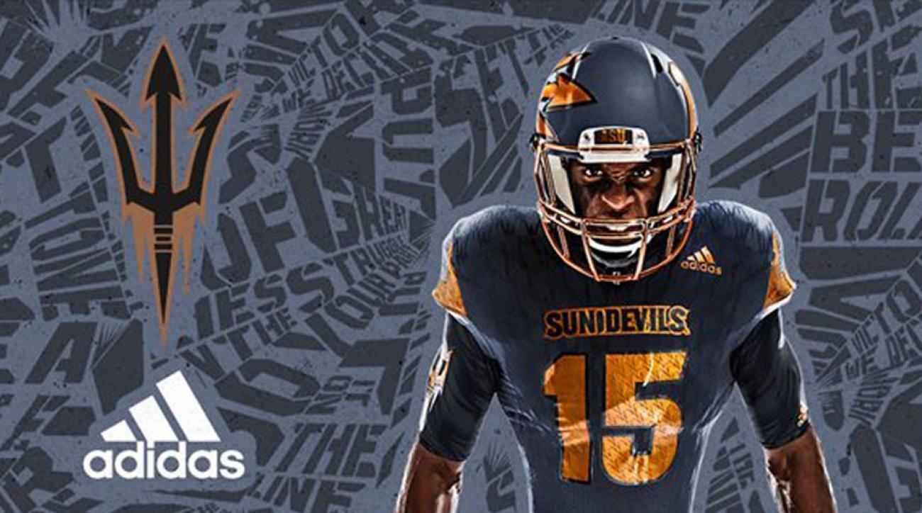 0cf2951b6 Arizona State unveils new  Desert Hammer  uniforms