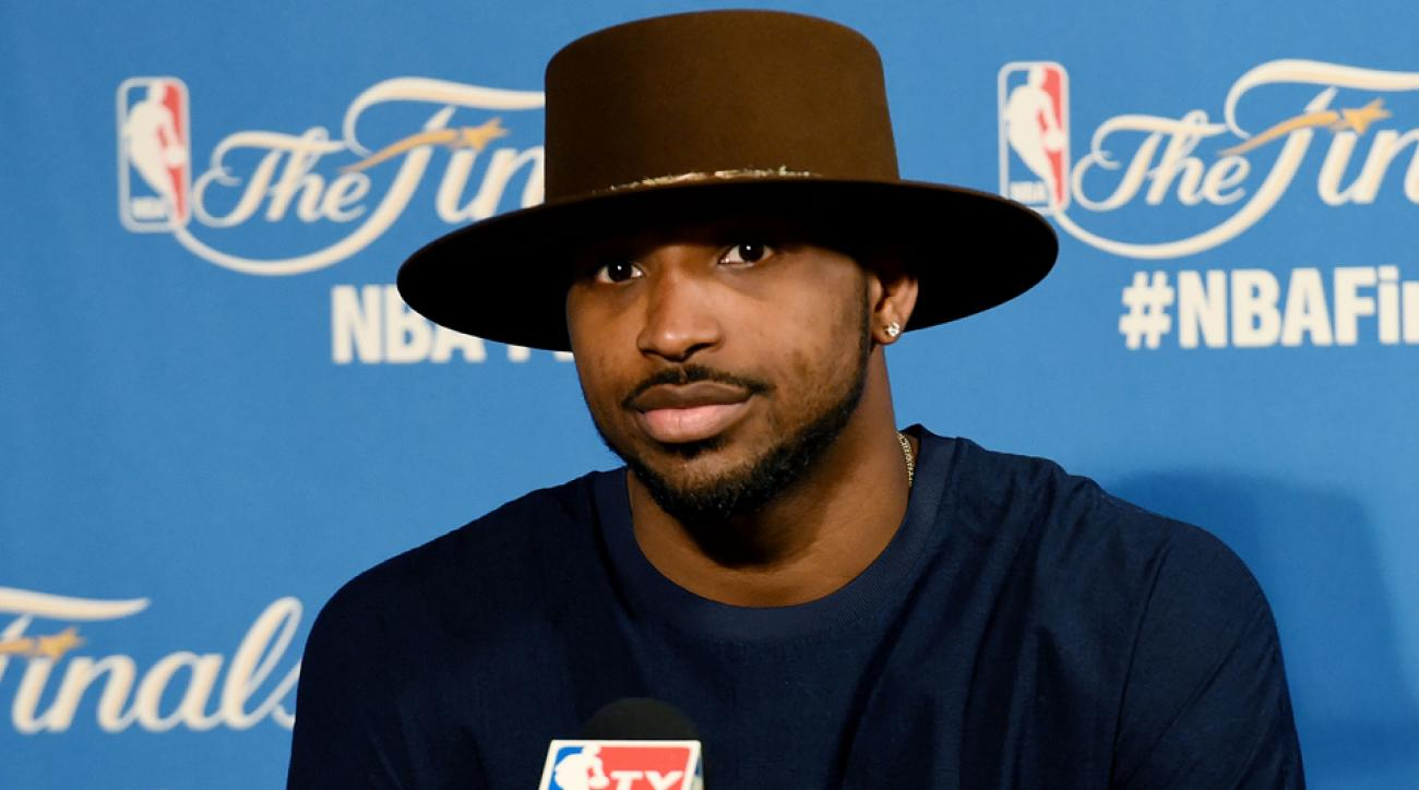 cleveland cavaliers tristan thompson contract media day