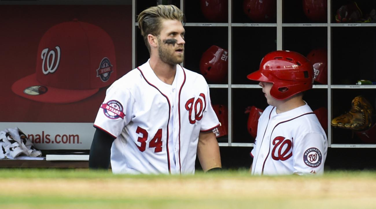 mlb rumors news buzz bryce harper nationals jonathan papelbon