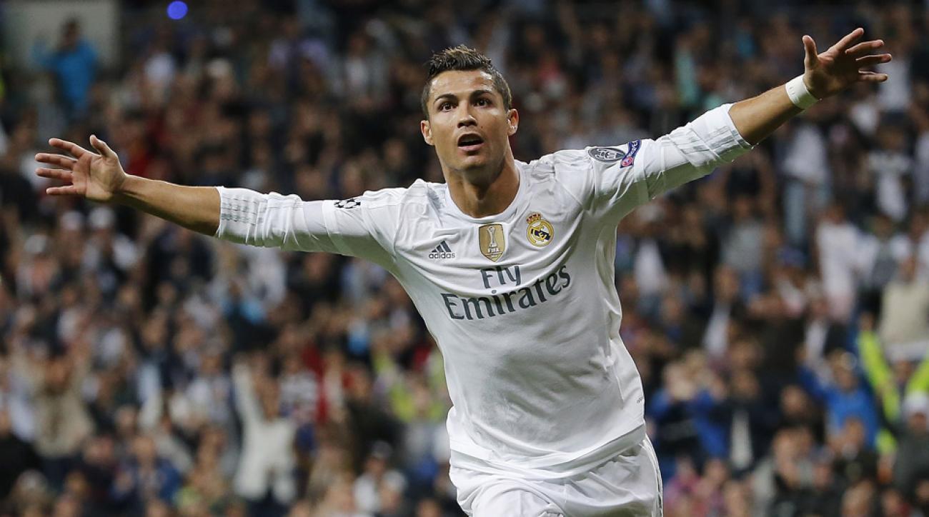 Cristiano Ronaldo's movie comes out in November