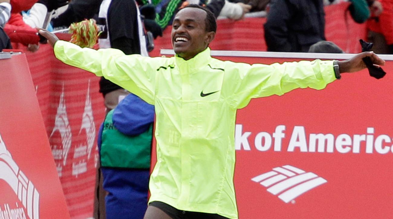 tsegaye kebede withdraws 2015 chicago marathon injury