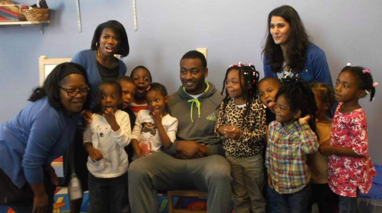 Washington Wizards' John Wall donates $400,000 to charity