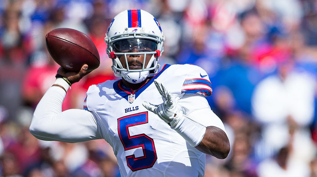 Buffalo Bills Tyrod Taylor fantasy