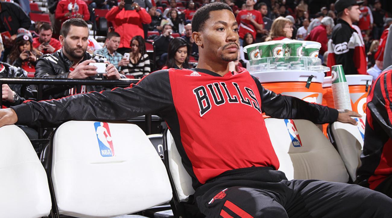 Derrick Rose injury: Chicago Bulls G has facial surgery ...
