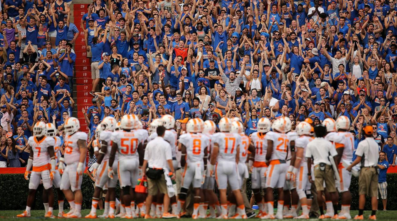 florida football band chant you cant do that
