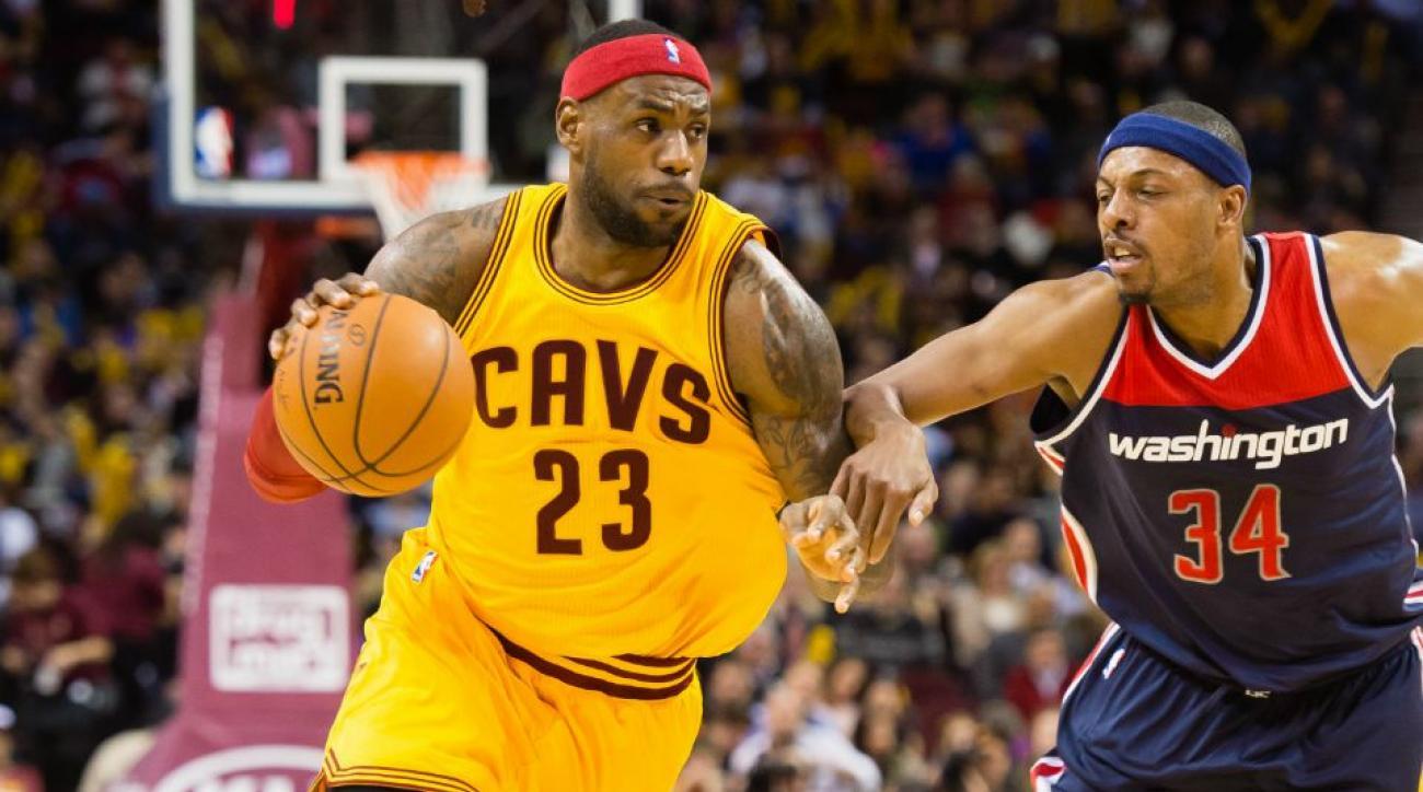 Paul Pierce will not let teammates wear LeBron Shoes