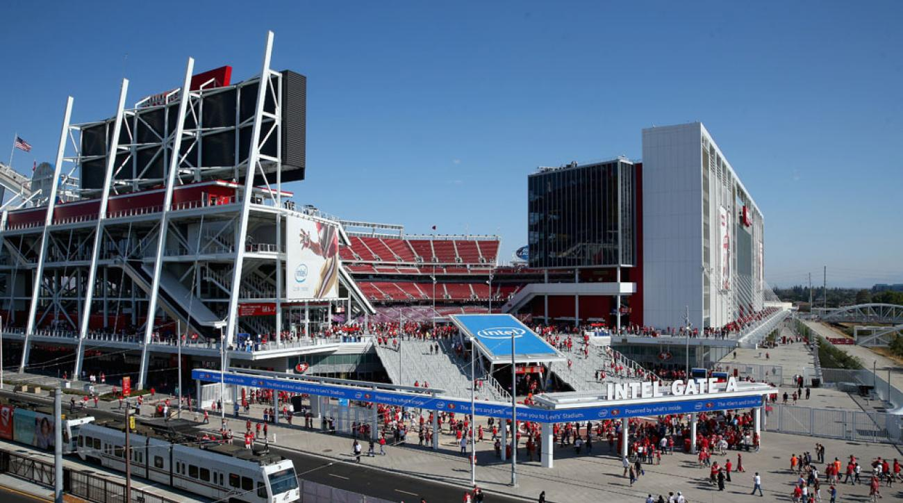 san francisco 49ers lawsuit fan beating levi stadium