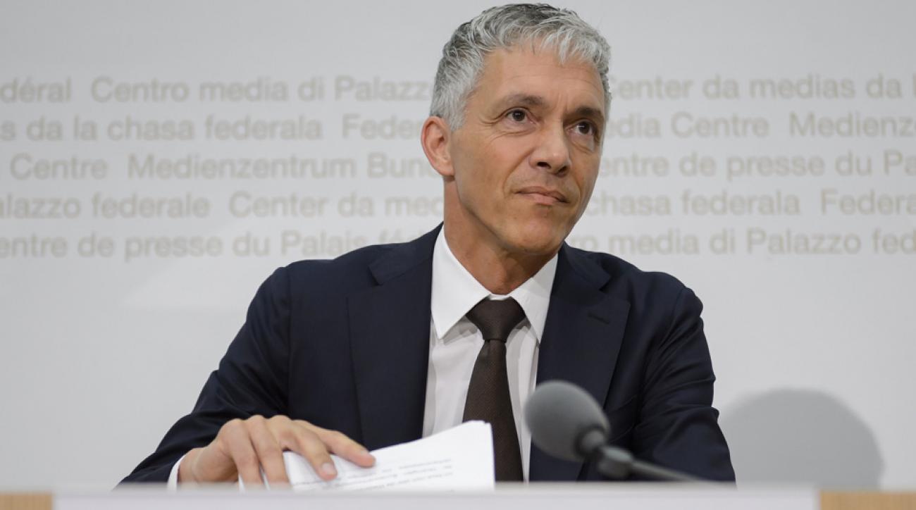 Switzerland Attorney General Michael Lauber