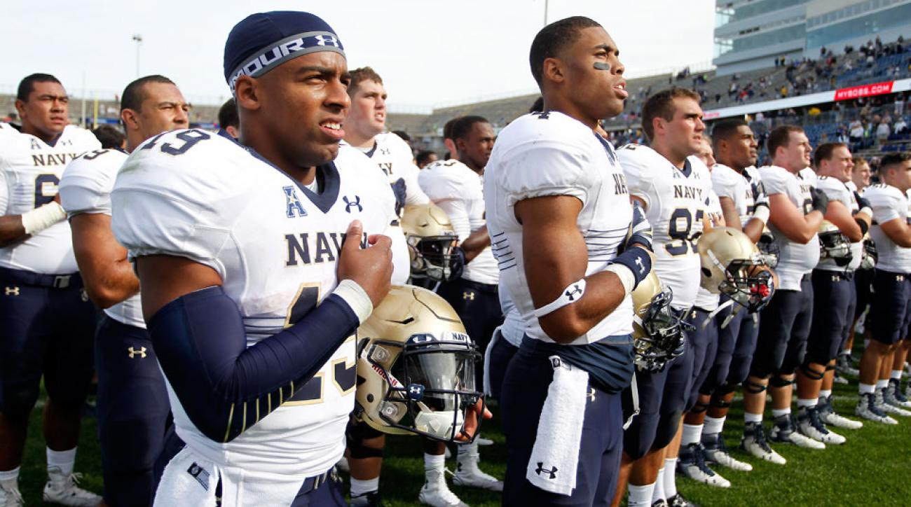 Watch Navy Air Force Online Live Stream College Football