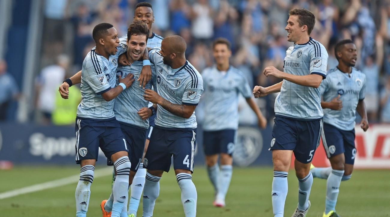 Sporting Kansas City sets out to win another U.S. Open Cup