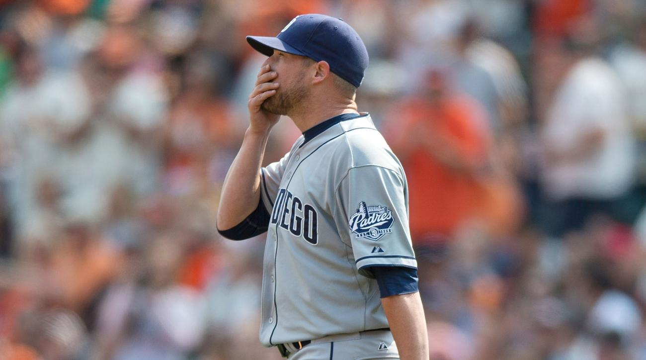 bud norris padres foreign players comments respect
