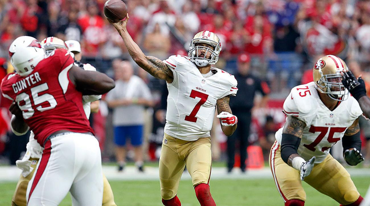 Jake Plummer on Colin Kaepernick's struggles in San Francisco 49ers' loss to Arizona Cardinals