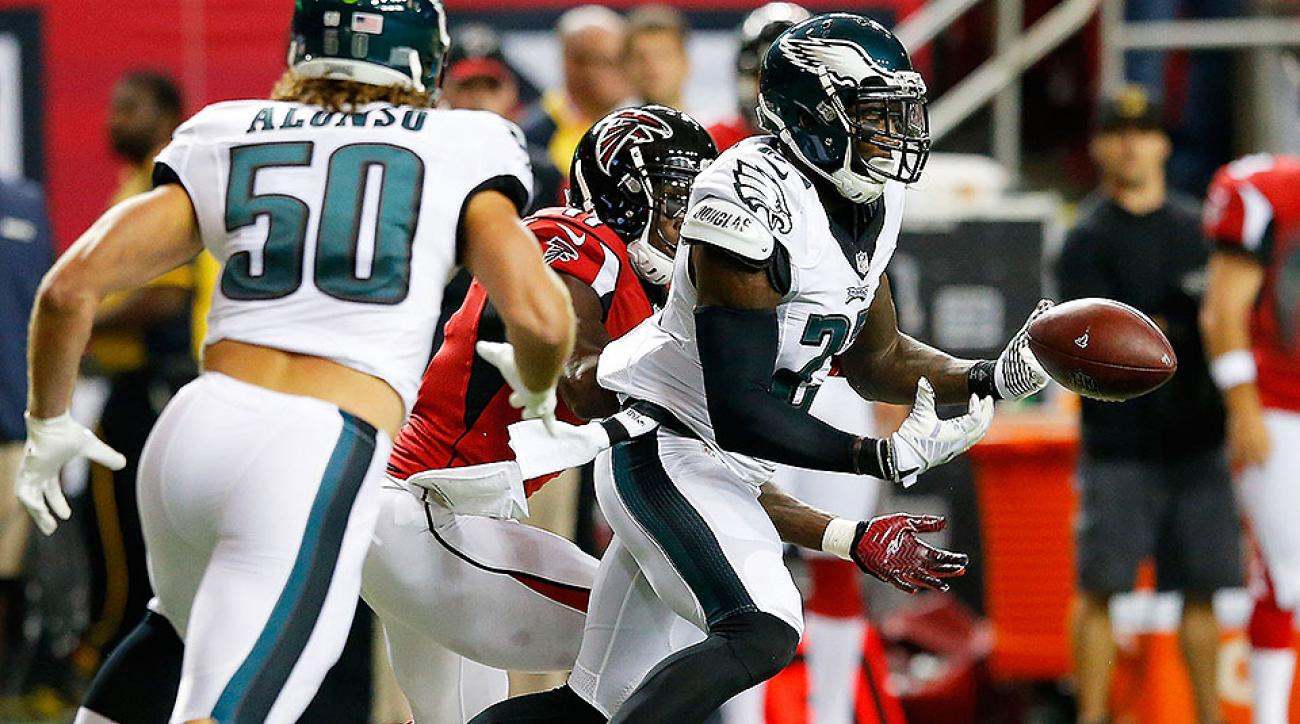 Eagles defensive back Malcolm Jenkins highlights, tape, matchups