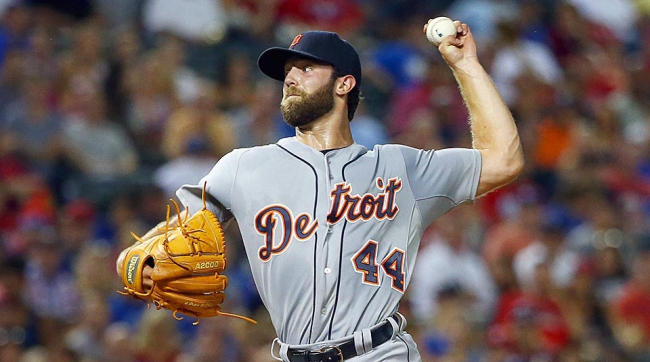 Daniel Norris Tigers