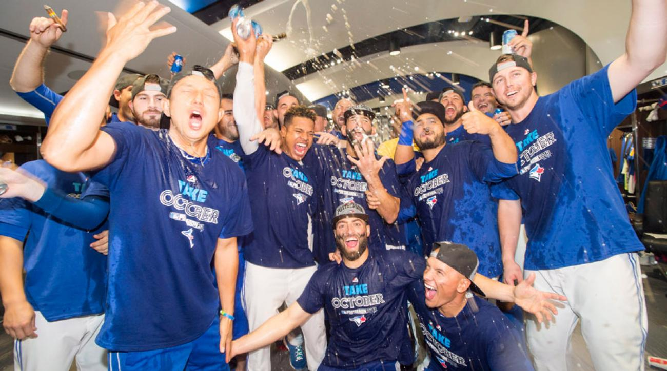toronto blue jays american league east champions clinch