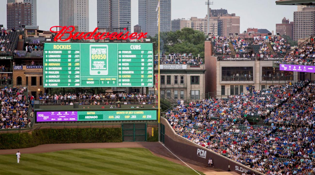 Lawsuit by rooftop owners dropped against the Chicago Cubs