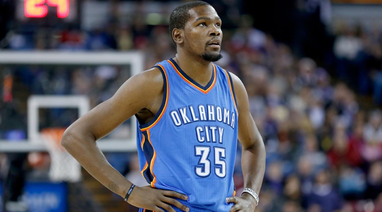 nba news rumors kevin durant free agency 2016 lakers wizards