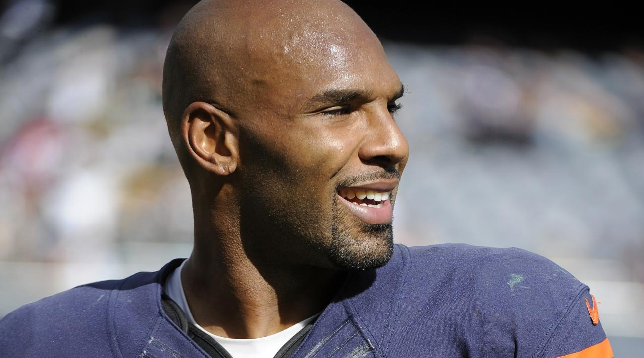 Matt Forte: Chicago Bears RB discusses giving back to community