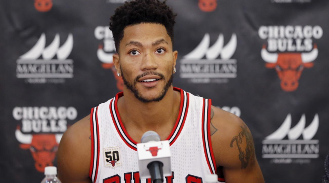 09ddbdeb539 Derrick Rose injury  Chicago Bulls PG will wear mask in return