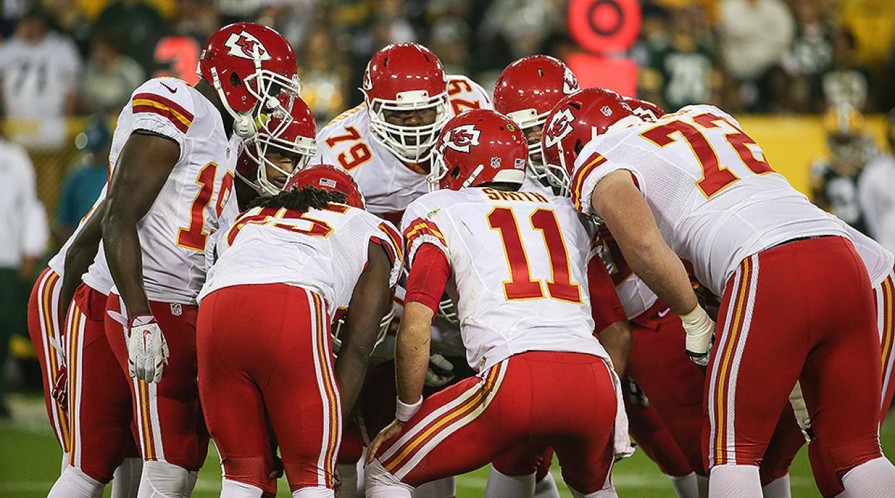 NFL Week 4 betting odds: Chiefs, Redskins, 49ers are best