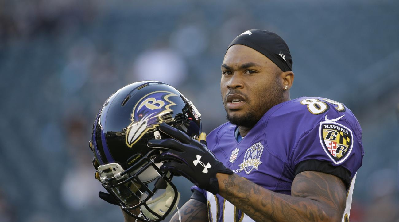 Steve Smith Ravens WR blames Mike Mitchell for hit by Timmons