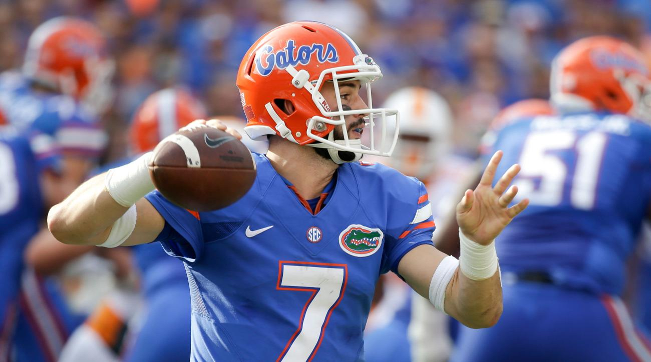 will grier florida ole miss out illness