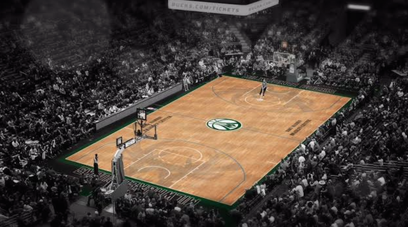 bucks will use first alternate court