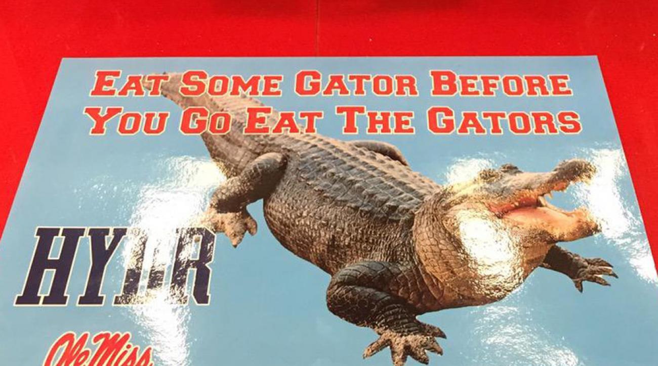 ole miss florida gator college football