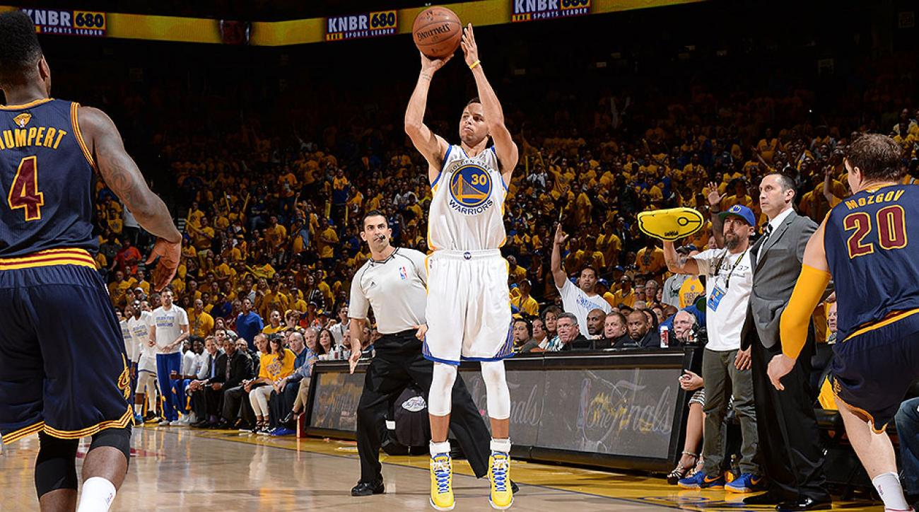 Brain on Sports Podcast: Stephen Curry, basketball's hot hand theory