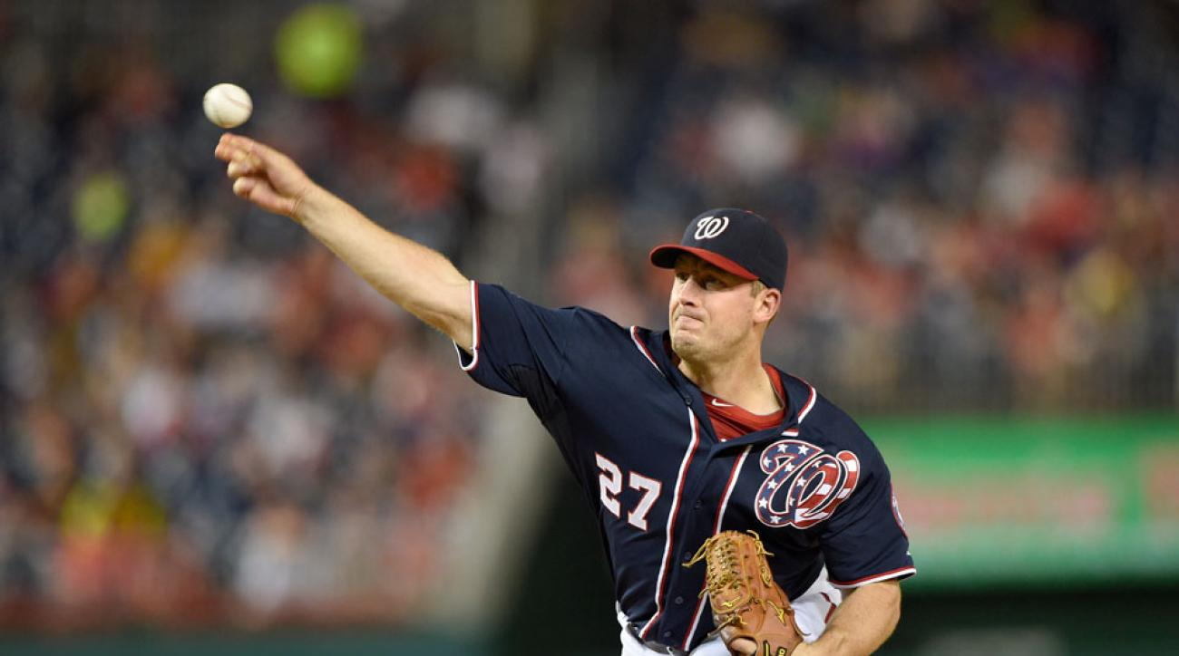 nationals jordan zimmermann says goodbye to fans