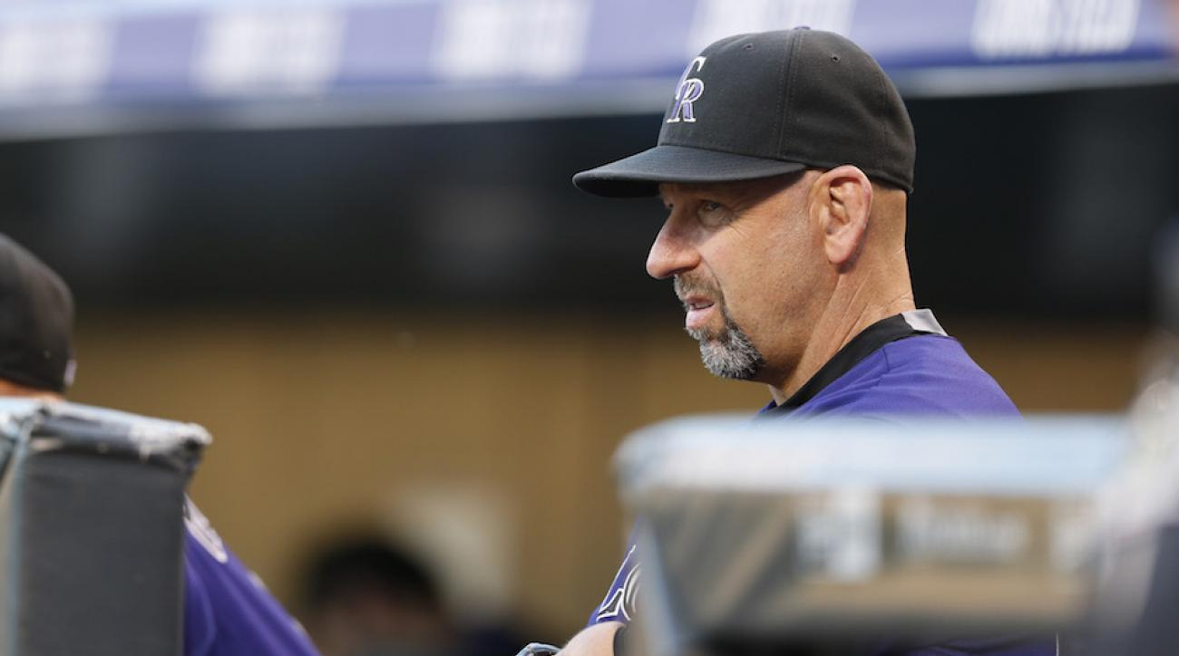 walt weiss will return to the rockies
