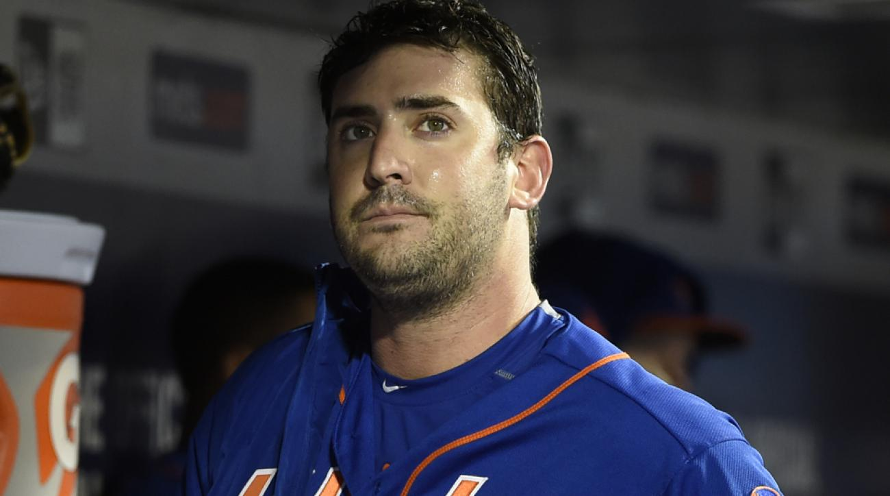 matt harvey misses new york mets mandatory workout